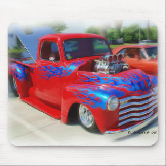 50' Chevy Truck Mouse Pad