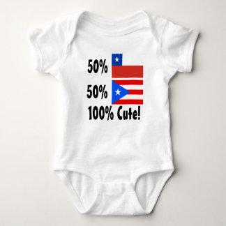 50% Chilean 50% Puerto Rican 100% Cute Shirt