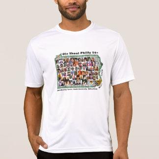 50+ Collage No.1 w/BLASA on Back T Shirt