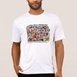 50+ Collage No.2 Camiseta