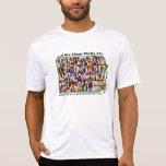 50+ Collage No.3 w/BLASA on Back Shirt