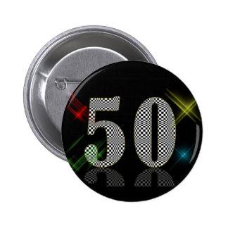 50 Dazzle Button