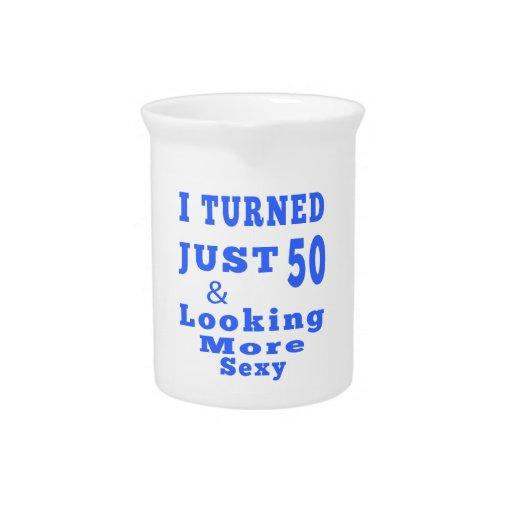 50 diseños del cumpleaños jarra de beber