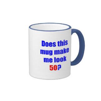 50 Does this mug
