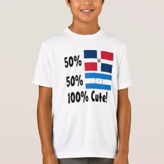50% Dominican 50% Honduran 100% Cute T-Shirt
