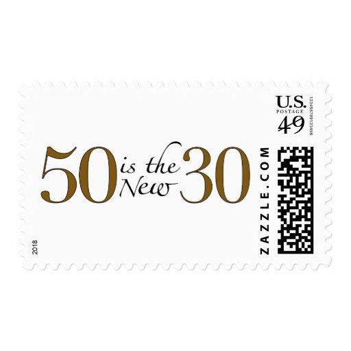 50 es los nuevos 30
