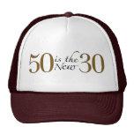 50 es los nuevos 30 gorra
