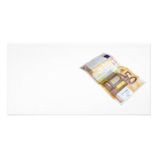 50 Euros Card