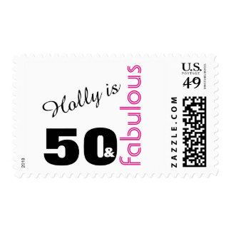 """50 & Fabulous"" 