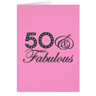 50 & Fabulous Gift Card