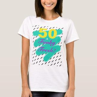50 & Funky Fresh | T-shirt
