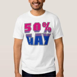 50% Gay Shirt