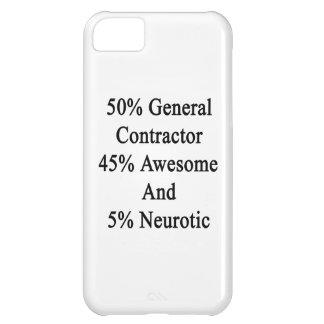 50 general neurótico 45 impresionante y 5 de funda iPhone 5C
