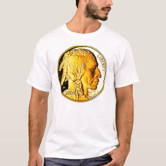 $50 Gold Buffalo Coin T-Shirt