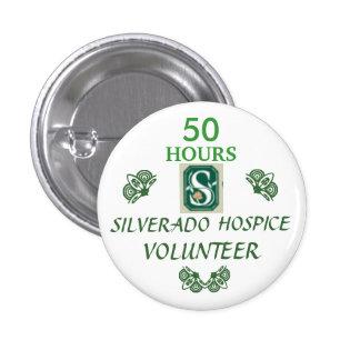 50 Hour Volunteer Pin