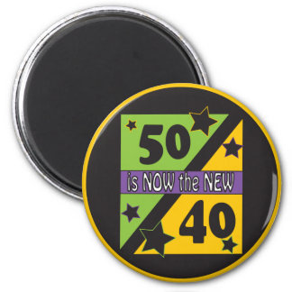 """""""50"""" is Now the New """"40"""" 