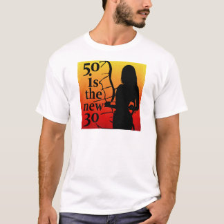50 is the New 30, 50th Birthday Gifts! T-Shirt