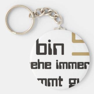 50 Jahre Key Chain