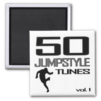 50 Jumpstyle Tunes, Vol. 1 Magnet
