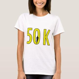 50 K run T-Shirt