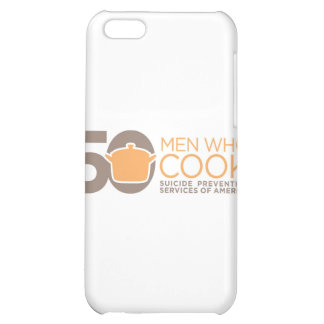 50 Men Who Cook Logo Apparel. iPhone 5C Covers