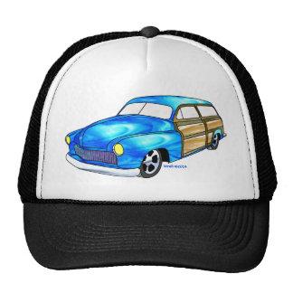 50 Mercury Woodie Trucker Hat