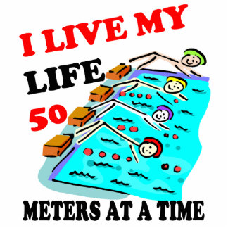 50 meters at a time cut outs