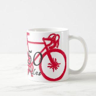 50 Mile Ride Coffee Mug