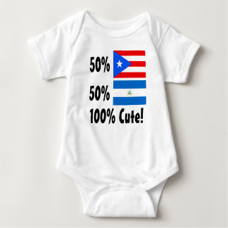 50% Nicaraguan 50% Puerto Rican 100% Cute Infant Creeper