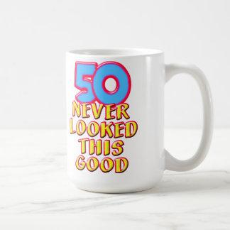 50 nunca miraba esta buena taza