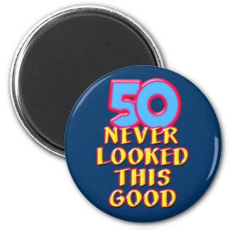 50 nunca miraba este buen imán