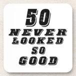 50 nunca parecidos tan buenos posavasos