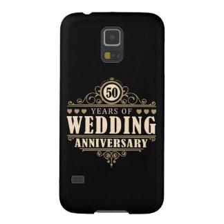 50.o Aniversario de boda Funda Galaxy S5