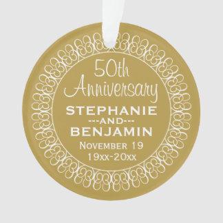 50.o Aniversario de boda personalizado