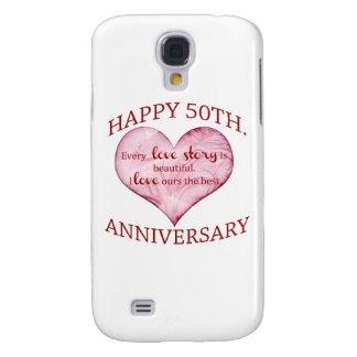50.o. Aniversario Samsung Galaxy S4 Cover