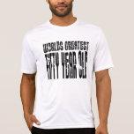 50.o Años más grandes del mundo del cumpleaños 50 Camiseta