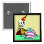 50.o Botón del cumpleaños Pins