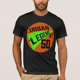 50.o Camiseta de los regalos de cumpleaños