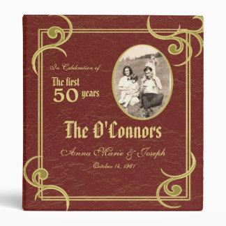 50.o Carpeta del aniversario