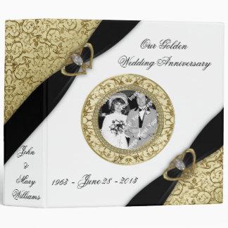 50.o Carpeta del aniversario de boda