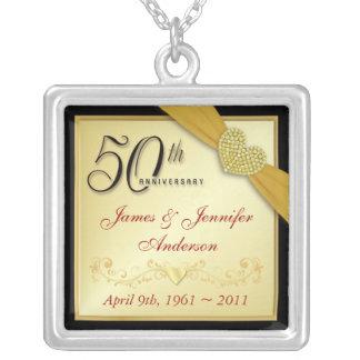 50.o Colgante conmemorativo del aniversario