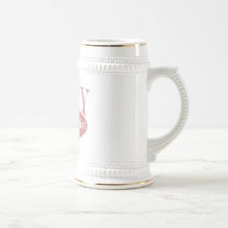 50.o cumpleaños, cincuenta - envejecidos a la perf tazas de café