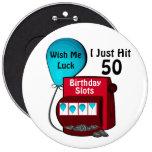 50.o cumpleaños de la máquina tragaperras pins