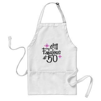 50.o Cumpleaños Delantal