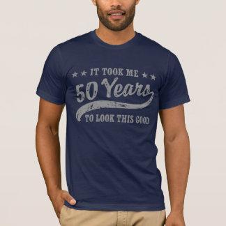 50.o cumpleaños divertido playera