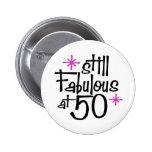 50.o Cumpleaños Pins