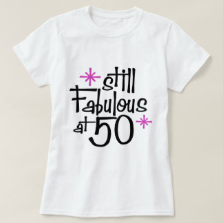 50.o Cumpleaños Playera