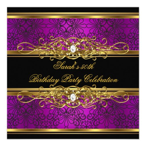 50.o damasco elegante del oro del ciruelo del rosa anuncio