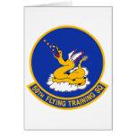 50.o Escuadrilla de entrenamiento del vuelo Felicitación