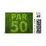 50.o fiesta del par 50 del cumpleaños de los sello postal